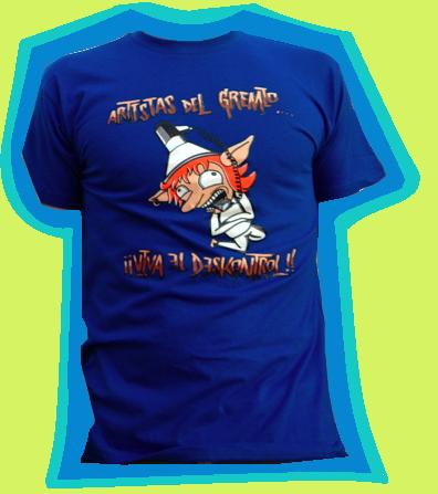 Camisetas del Gremio