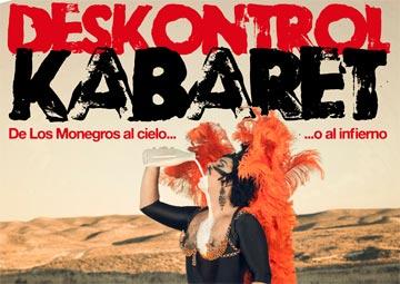 Deskontrol Kabaret en Madrid